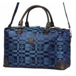 сумка дорожная Santa Fe  E1842, синяя