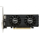 видеокарта Radeon MSI PCI-E ATI RX 550 4GT LP OC 4gb