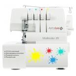 оверлок Astralux Multicolor 211 (без дисплея)