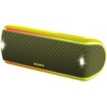 портативная акустика Sony SRS-XB31, желтая