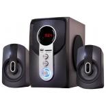 акустическая система Ginzzu GM-405 с Bluetooth, черная