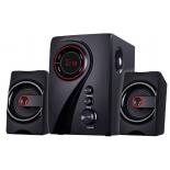 акустическая система Ginzzu GM-406 с Bluetooth (40 Вт, плеер SD-card)