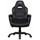игровое компьютерное кресло Aerocool AC80C AIR-B, черное