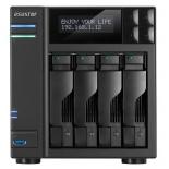 сетевой накопитель Asustor AS6204T (4-Bay Cel Quad Core 4GB)