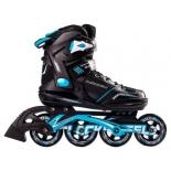 роликовые коньки Blackwheels Slalom (38) черно/синие