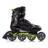 роликовые коньки Blackwheels Slalom (41) черно-зеленые