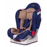 автокресло детское Liko Baby LB-510 (до 25 кг), синее/камуфляж