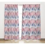 шторы Солнечный Дом, комплект из 2-х штор, микрофибра, 165*270см, Тропики