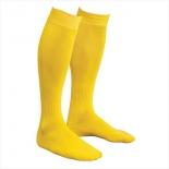 гетры футбольные  (р.43-45) желтые