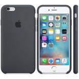 чехол ipad Apple для Apple iPhone 6S MKY02ZM/A, темно-серый