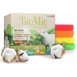 средство для стирки Порошок BioMio Bio-Color концентрат с экстрактом хлопка