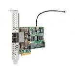 контроллер (плата расширения для ПК) HP P840 DL360 Gen9 Card w/ Cable Kit (766205-B21)