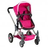 транспорт для кукол коляска R-Toys RT 646, кукольная, фуксия-розовый
