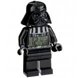 часы интерьерные будильник LEGO Звездные Войны 9002113 (электронный), Дарт Вейдер