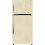 холодильник LG GC-M502HEHL бежевый