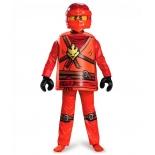 костюм карнавальный LEGO Ninjago Кай, размер S (98105L-PK1)