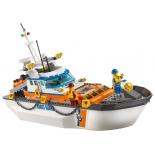 конструктор LEGO City 60167 Штаб береговой охраны