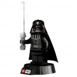 светильник настольный Lego LGL-LP2 (детская, светодиодная, аккумуляторная),  Дарт Вейдер