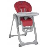 стульчик для кормления Chicco Polly Magic Relax Red (классический)