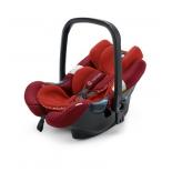 автокресло детское Concord 0+ (0-13кг) Air Safe Flaming красное