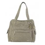 сумка для мамы Beaba Paris Nursery Bag, со съемным матрасиком