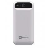 аккумулятор универсальный Harper PB-2605, белый