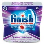 средство для мытья посуды Finish Quantum Max 54 штуки для ПМ