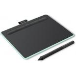 планшет для рисования Wacom Intuos M Pistachio CTL-6100WLE-N, фисташковый