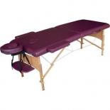 стол массажный DFC Nirvana Relax, цвет сливы