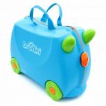 чемодан детский Trunki Terrance, на колёсиках