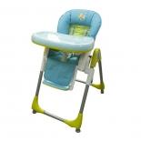 стульчик для кормления Baby Ace, синий