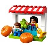 конструктор LEGO Duplo 10867 Фермерский рынок (классический)