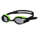 очки плавательные Arena Zoom X-fit, Green/Smoke/Black, 92404 56
