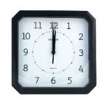 часы интерьерные Vigor К-28 Классика в чёрном