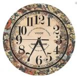 часы интерьерные Vigor Д-29 Элегия (круглые)