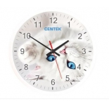часы интерьерные Centek СТ-7104 Cat (настенные)