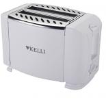тостер KELLI KL-5068, белый