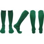 гетры футбольные (р. 41-43), зеленые