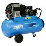 Компрессор автомобильный ABAC B4900B/100 PLUS CT4 синий, купить за 73 840руб.