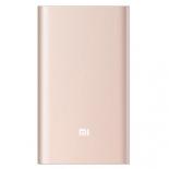 аккумулятор универсальный Xiaomi Mi Power Bank Pro 10000 (10000 мАч), золотистый