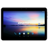планшет Digma Plane 1573N 4G 1/16Gb, черный