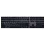 клавиатура Apple Magic Keyboard MRMH2RS/A серая