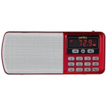 радиоприемник Perfeo I120, красный