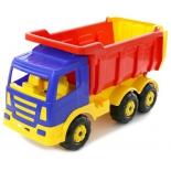 игрушки для мальчиков Автомобиль-самосвал Полесье Премиум
