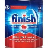 средство для мытья посуды Finish PowerBall All in1 Max 13 таблеток (для мытья посуды в ПМ)