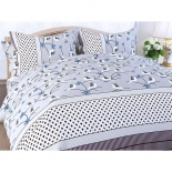 комплект постельного белья ЭГО, ЭБ-2013-02 Гамма, 2 спальный, бязь, 70х70*2