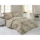 комплект постельного белья Tete-a-Tete евро, нав. 50x70*2 и 70x70*2, Т-0041-01, премиум-сатин, Мелита
