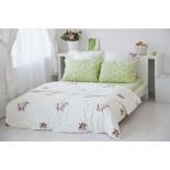 комплект постельного белья Тет-а-тет Т-2103-04, семейный 2-сп, сатин, 50х70*2 и 70х70*2