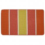 коврик для ванной Kamalak Tekstil 60x100 см, УКВ-1084 orange