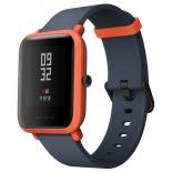 Умные часы Amazfit Bip, оранжево-синие